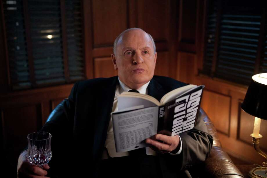 "And don't forget ... Best actor contender, Anthony Hopkins in ""Hitchcock"": His Hitch is creepier than his Hannibal Lecter. Photo: Suzanne Tenner, Fox Searchlight / Fox Searchlight Pictures"