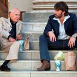 "BEST SUPPORTING ACTORBest supporting actor contender, Alan Arkin in ""Argo"": A notorious scene stealer (think ""Little Miss Sunshine''), he does it again as a savvy movie producer recruited by the CIA.   Photo: Arkin as Lester Siegel (left) and Ben Affleck as Tony Mendez in a scene from ""Argo."""