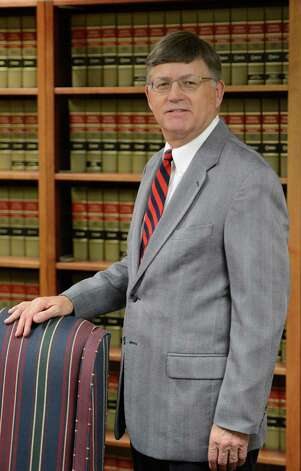 Former Chief U.S. Magistrate Judge David R. Homer, who has joined the firm of Carter, Conboy in Albany, N.Y. Dec 7, 2012.   (Skip Dickstein/Times Union) Photo: Skip Dickstein / 00020386A