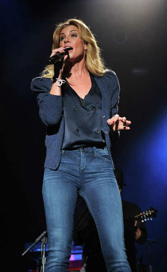 Faith Hill performs at the Lanier Christmas Party Sunday Dec. 09, 2012.(Dave Rossman/For the Chronicle) Photo: Dave Rossman, Freelance / © 2012 Dave Rossman