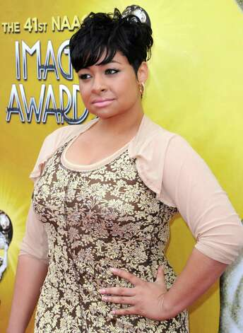 LOS ANGELES, CA - FEBRUARY 26:  Actress Raven-Symone arrives at the 41st NAACP Image awards held at The Shrine Auditorium on February 26, 2010 in Los Angeles, California.  (Photo by Jason Merritt/Getty Images for NAACP) Photo: Jason Merritt / 2010 Getty Images
