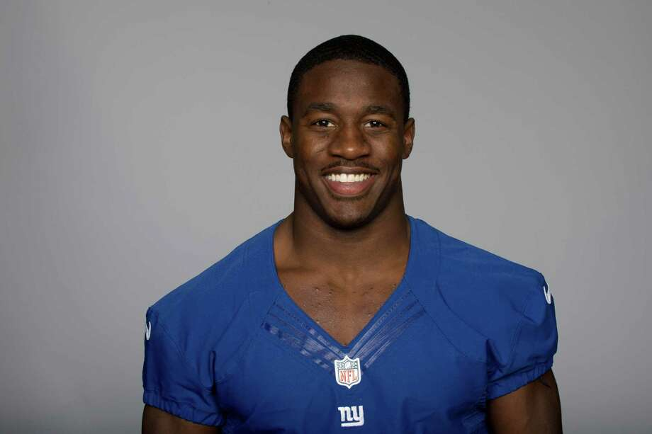 David Wilson New York Giants  2012 NFL photo Photo: Handout, FRE / AP2012