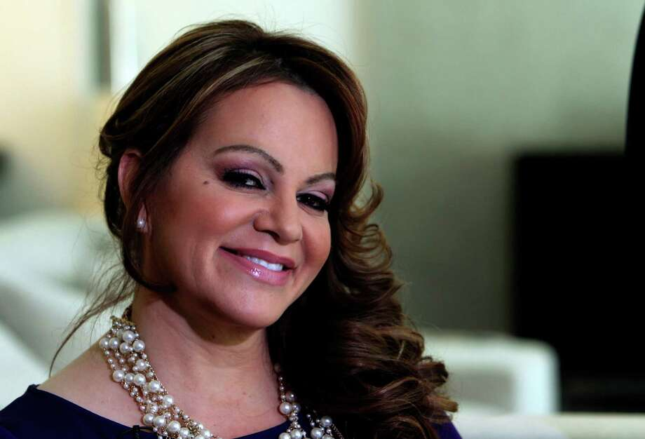 In this picture taken March 8, 2012, Mexican-American singer and reality TV star Jenni Rivera poses during an interview in Los Angeles. The wreckage of a small plane believed to be carrying Mexican-American music superstar Jenni Rivera was found in northern Mexico on Sunday, Dec. 9, 2012, and there are no apparent survivors, authorities said. Photo: Reed Saxon, Associated Press / AP