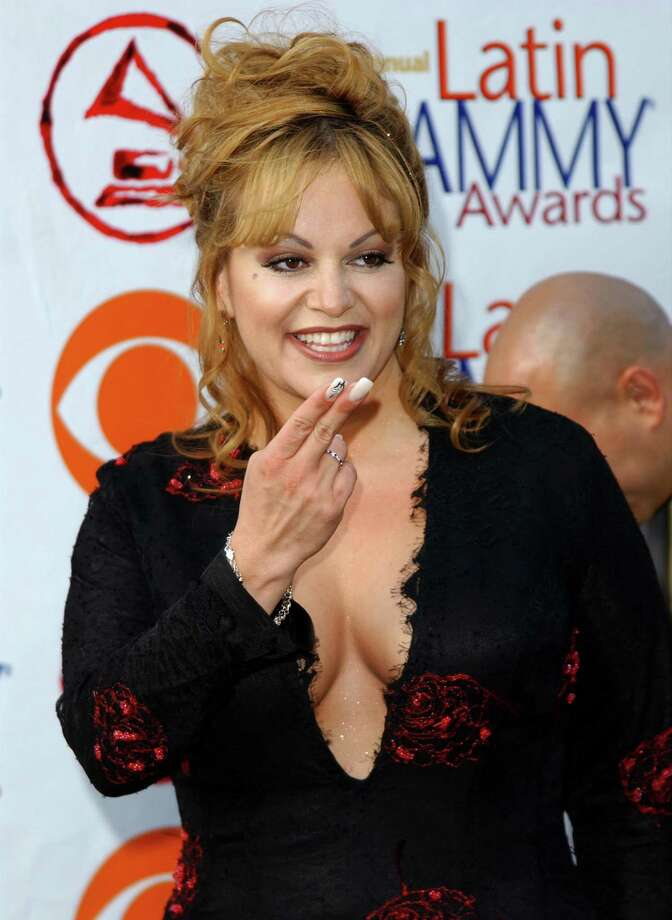 Singer Jenni Rivera attends the 3rd Annual Latin Grammy Awards at the Kodak Theatre on September 18, 2002 in Hollywood, California. Photo: Robert Mora, Getty Images / 2002 Getty Images