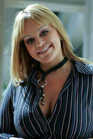 Undated file picture of Mexican-American singer Jenni Rivera, who died in a plane crash on December 9, 2012 close to Iturbide, Nuevo Leon state, Mexico. The wreckage of a plane carrying star Mexican-American singer Jenni Rivera has been found in northern Mexico and there were no survivors, officials said. The Lear Jet was flying from south from Monterrey to Toluca, in the center of the country and was carrying six other people besides the singer, said Antonio Gonzalez, mayor of the town of Iturbide, near the crash site. Photo: AFP/Getty Images / AFP
