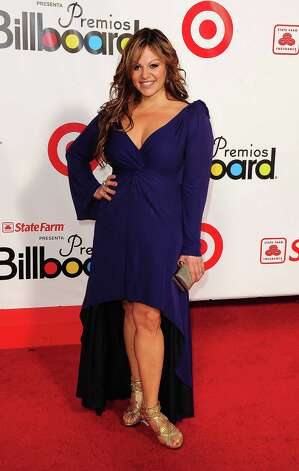 Singer Jenni Rivera attends the 2009 Billboard Latin Music Awards at Bank United Center on April 23, 2009 in Miami Beach, Florida. Photo: Gustavo Caballero, Getty Images / 2009 Getty Images