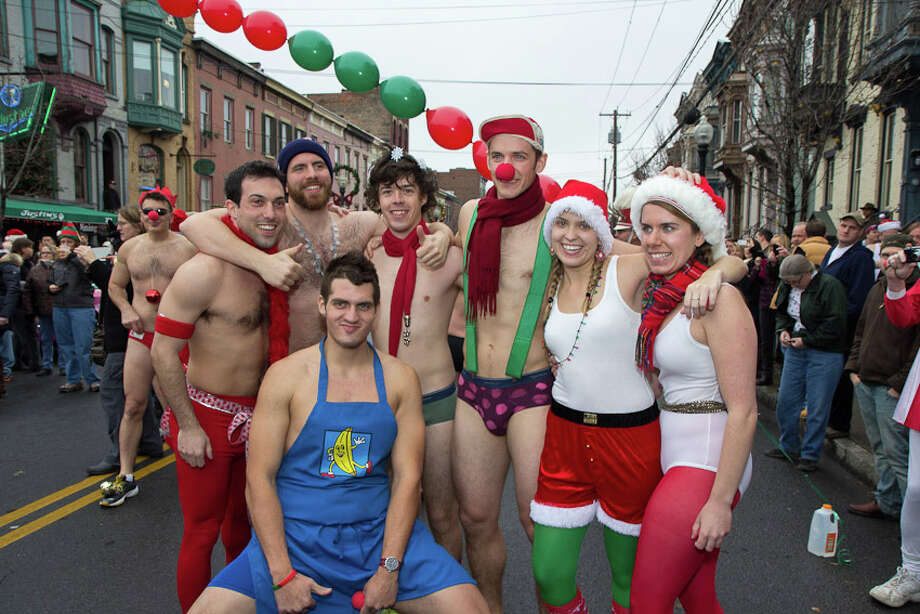 Were You Seen at the Winter WonderLARK and 7th Annual Santa Speedo Sprint, to benefit the Albany Damien Center and Albany Medical Center HIV/ AIDS Programs, on Saturday, October 8, 2012? Photo: Brian Tromans
