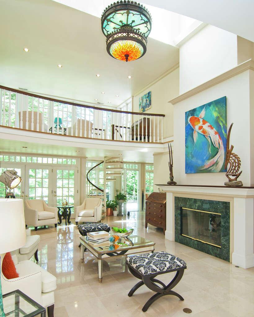 Mediterranean-style estate \'full of surprises\' - Westport News