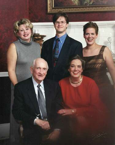 Jack Brooks' family photo Photo provided by Rod Carroll