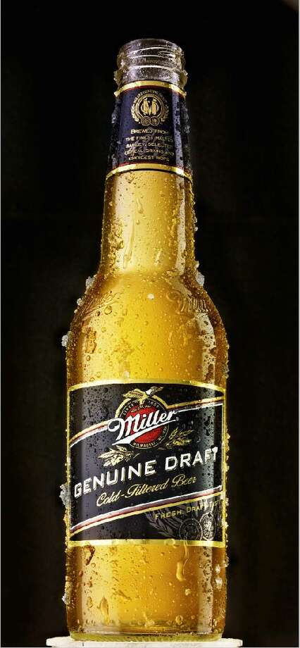Miller Genuine Draft: The beer hasn't been in touch with beer consumers over the past few years. Sales have dropped 52.3 percent from 2006 to 2011, according to Yahoo Finance. Photo: MillerCoors