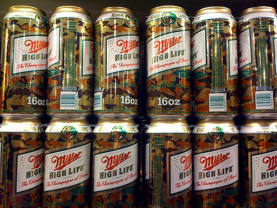 Miller High Life Light: Sales for the High Life have dropped 37.6 from 2006 to 2011, according to Yahoo Finance. (Photo: Gino, Flickr)