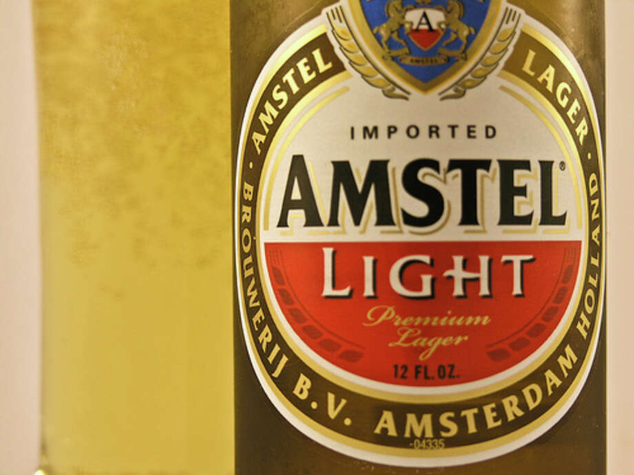 Amstel Light: The beer used to be one of the favorite import beers in the U.S., but it has grown out of favor. Sales have dropped 47.7 percent from 2006 to 2011, according to Yahoo Finance. (Photo: Accidental Hedonist, Flickr)