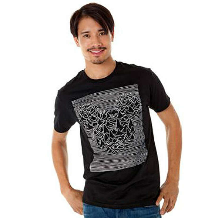 Joy Division 'Mickey Mouse' t-shirt. The saddest band in the world goes to the happiest place on earth. (Disney)