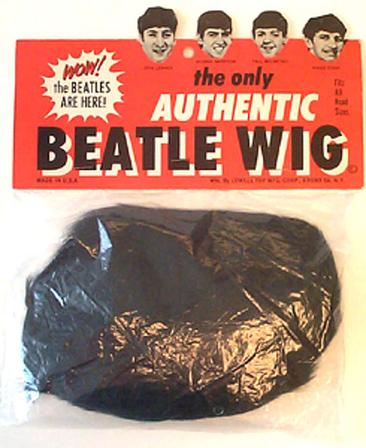 Beatles wig. Ringo Starr should totally get one of these. (Lowell Toy Mfg. Corp.)