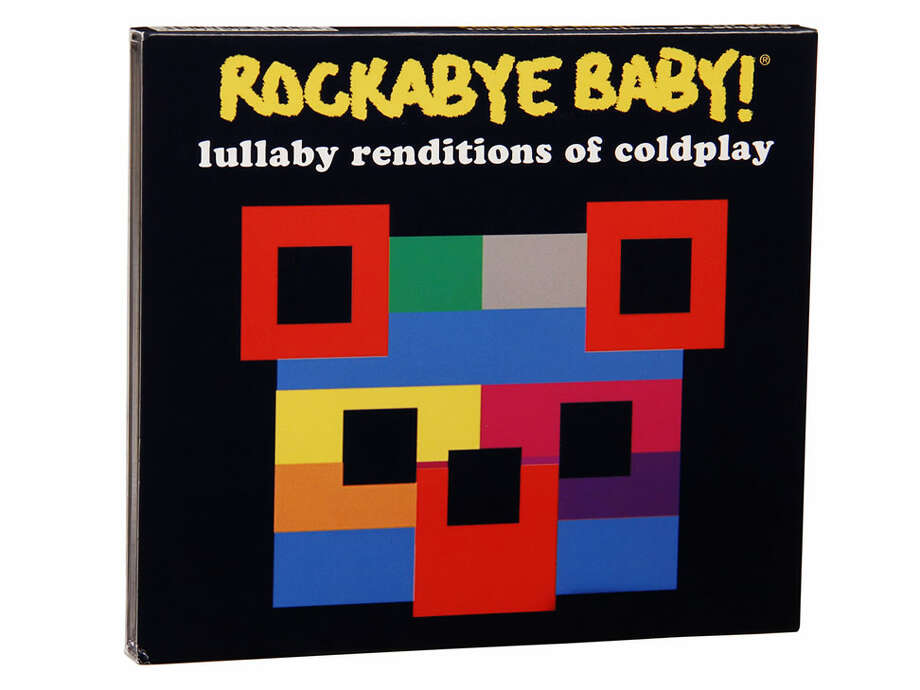 Coldplay lullaby album. Considering the source material, some people might find this a bit redundant. (Rockabye Baby!)