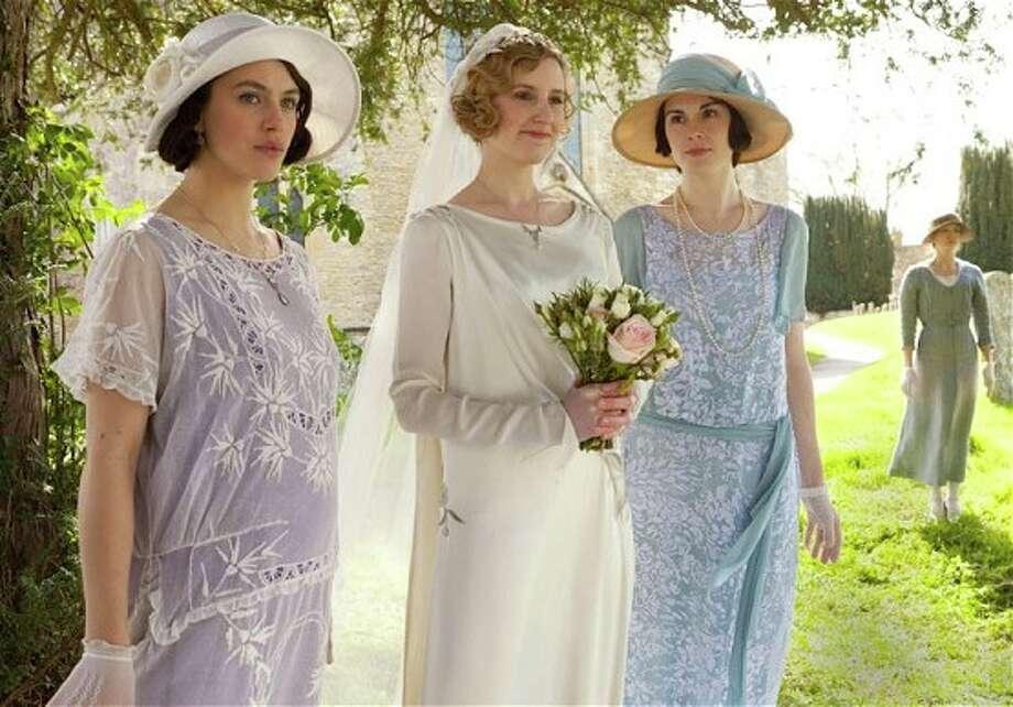 Another Crawley wedding? (BBC)