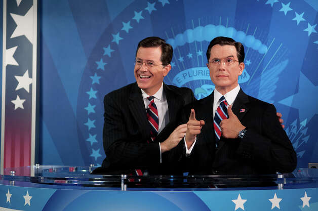 Stephen Colbert Photo: Associated Press