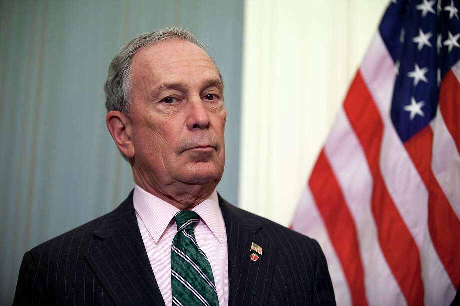 New York City Mayor Michael Bloomberg Photo: Associated Press