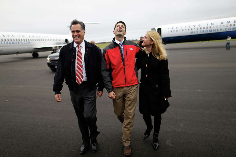 Mitt Romney Photo: Associated Press