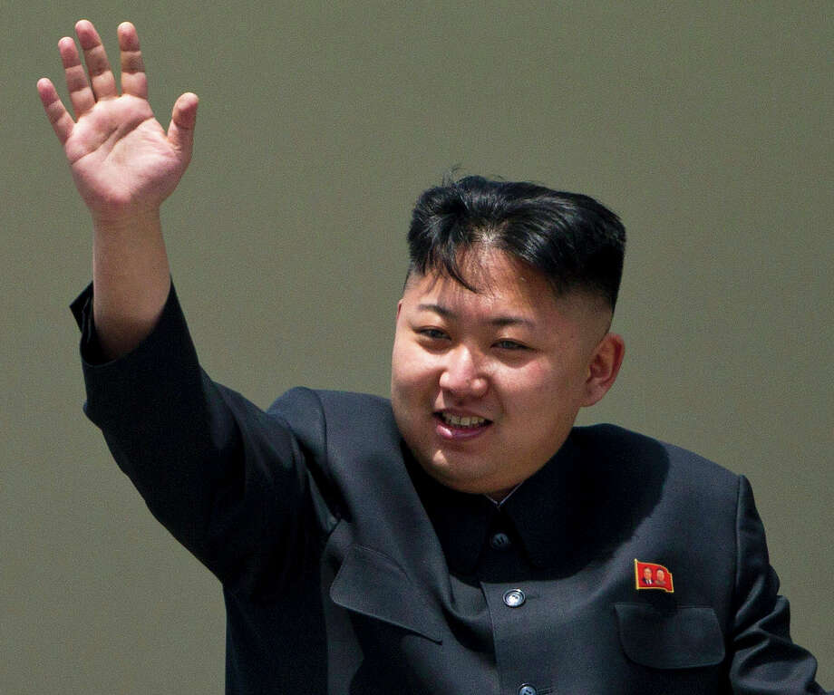North Korean leader Kim Jong Un Photo: Associated Press