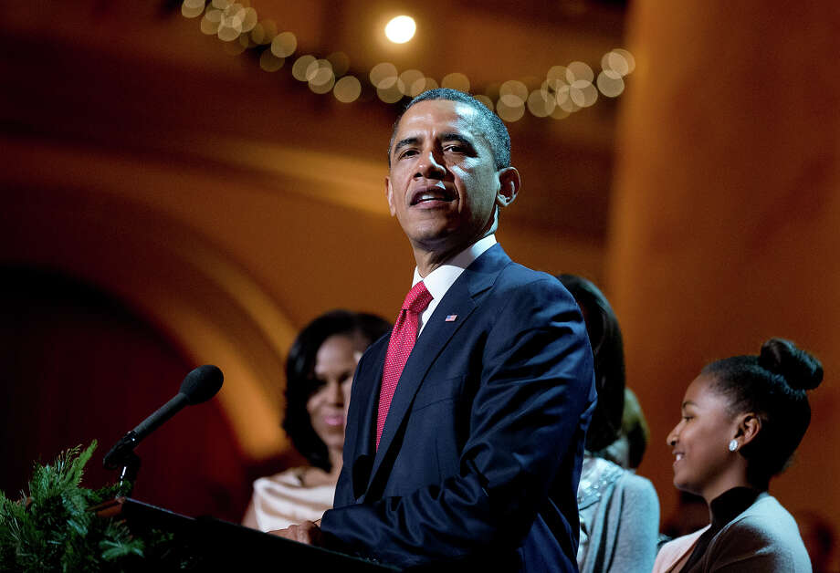 President Barack Obama Photo: Associated Press