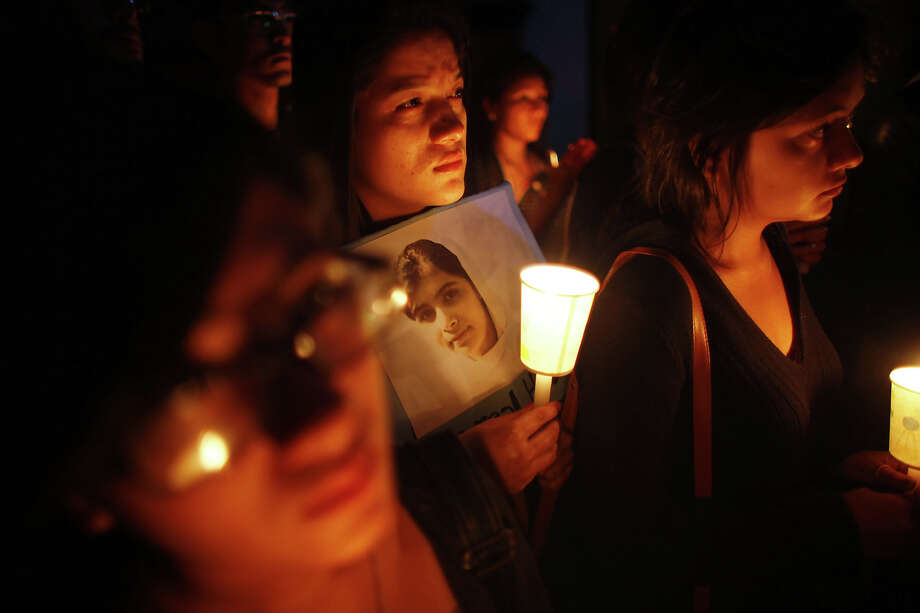 Pakistani schoolgirl Malala Yousafzai Photo: Associated Press
