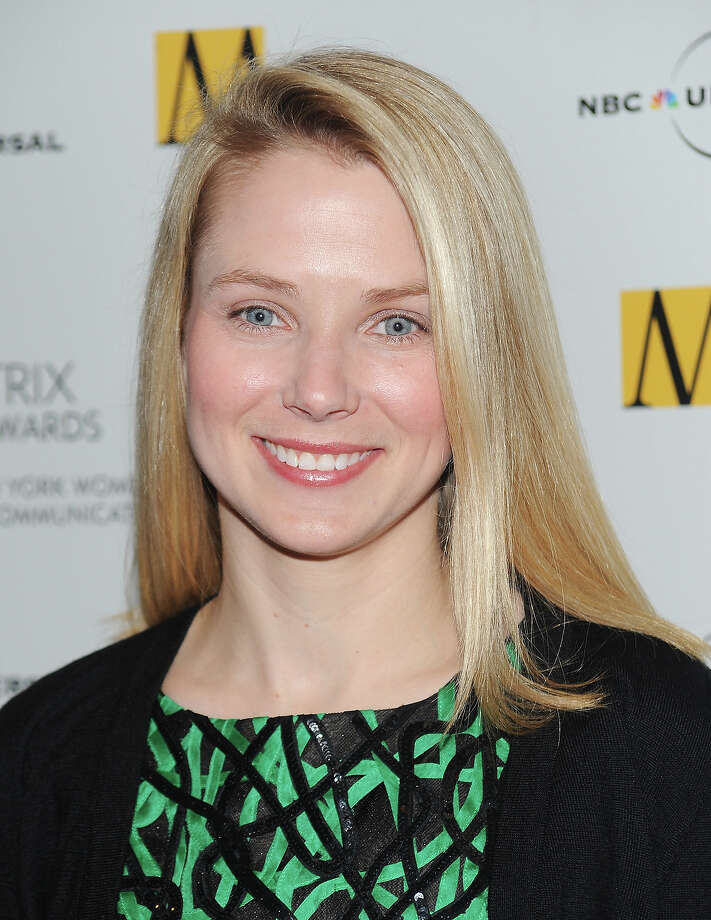 Yahoo's Marissa Mayer Photo: Associated Press