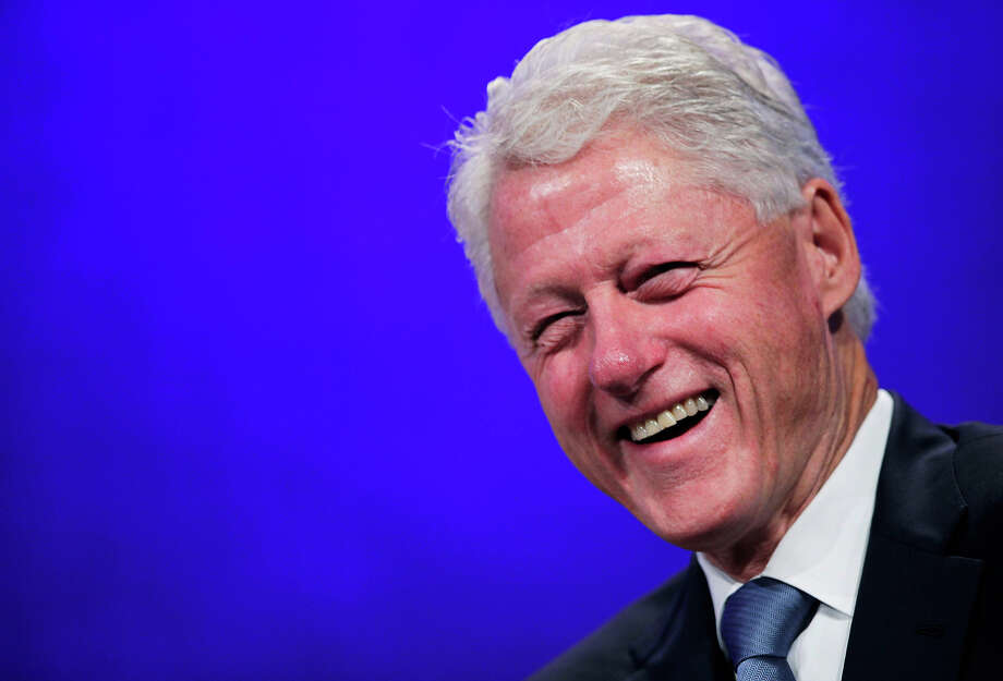 Former U.S. President Bill Clinton Photo: Associated Press