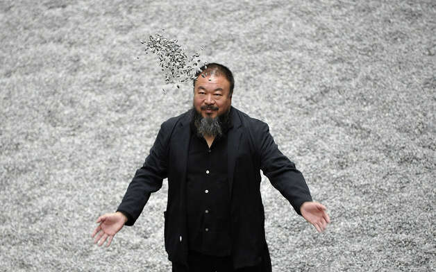 Chinese artist Ai Weiwei Photo: Lennart Preiss, Associated Press / AP2010