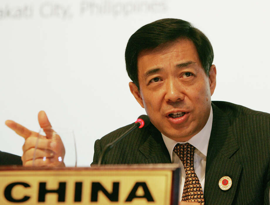 Communist Party boss Bo Xilai Photo: BULLIT MARQUEZ, Associated Press / AP2007