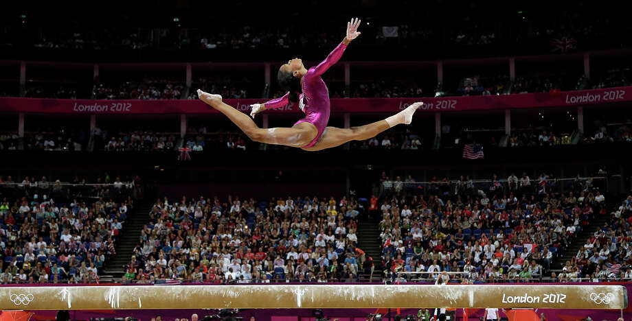 U.S. gymnast Gabrielle Douglas Photo: Associated Press