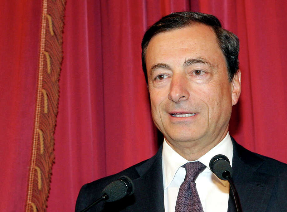 Bank of Italy Governor Mario Draghi Photo: SANDRO PACE, Associated Press / AP2006