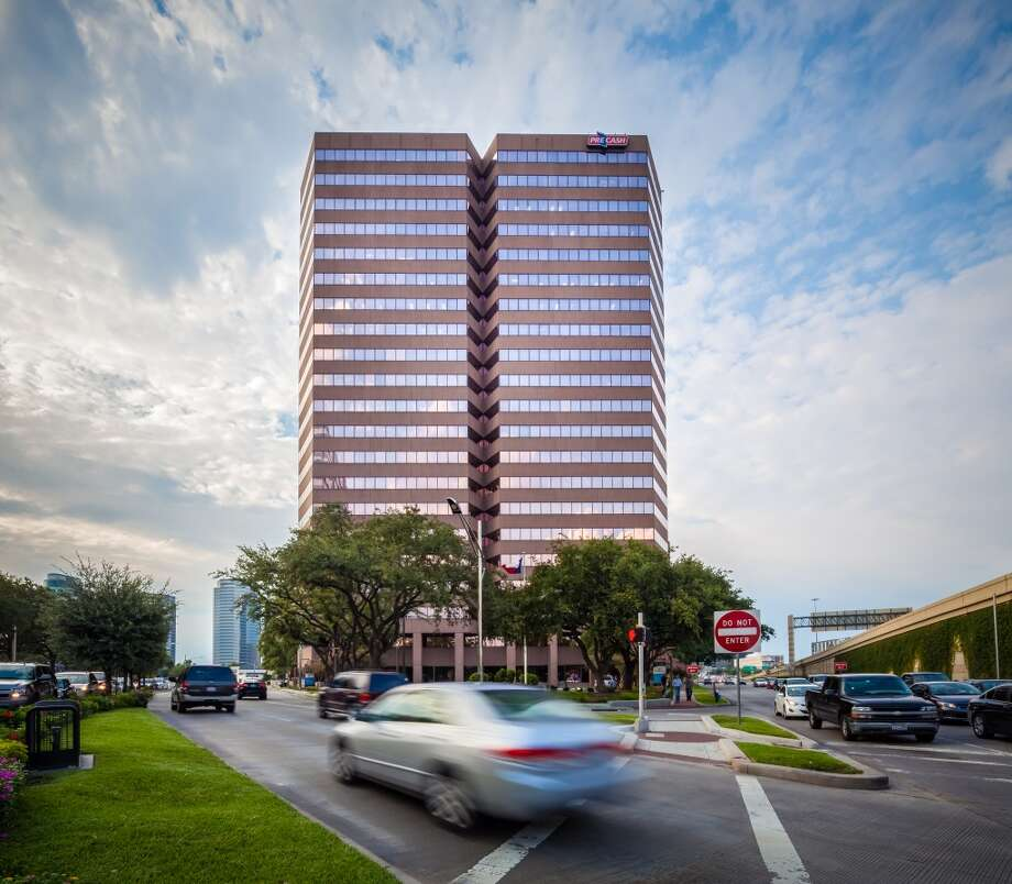 KBS Strategic Opportunity REIT has purchased 1800 West Loop South. (CBRE /  )