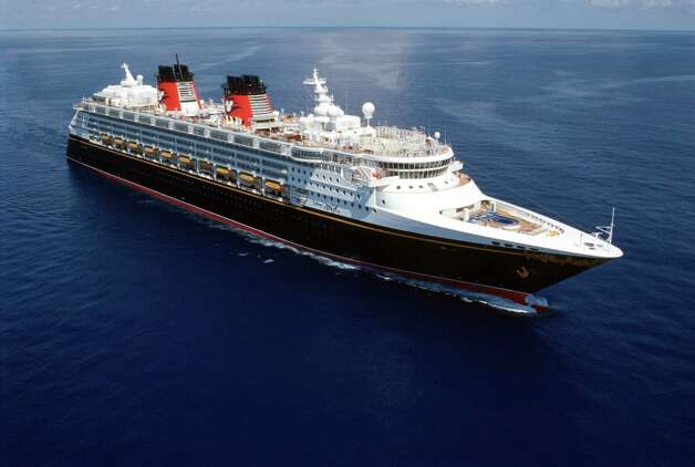 The Disney Magic, which began sailing seven-night cruises from Galveston in September 2012, will return to Florida to sail three-, four- and five-night cruises from Port Canaveral to the Bahamas and Castaway Cay. Disney is moving all four of its cruise ships to Florida during the first half of 2014. Photo: Walt Disney Co.