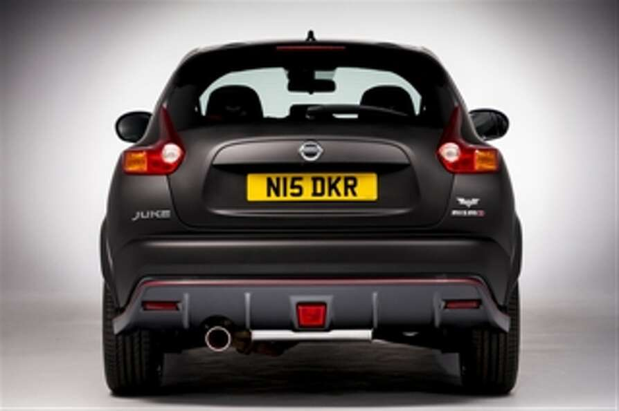 Nissan designers used The Dark Knight Rises as inspiration for a special Juke Nismo. The company is