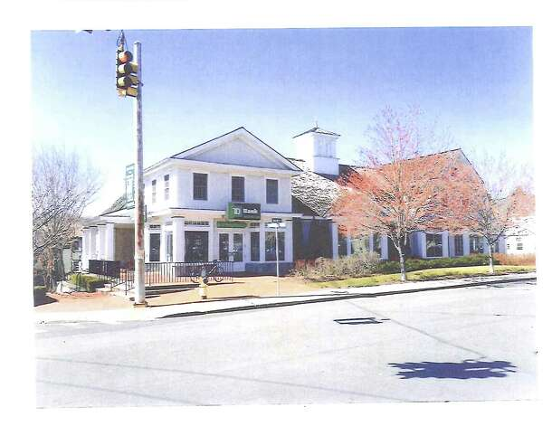 Village Square, a retail property at 181 Main St., recently sold for $14,138,000 to Acadia Realty Limitied Partnership. Photo: Contributed Photo