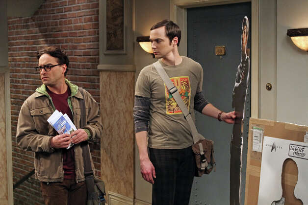 "Can't get enough: ""The Big Bang Theory."" Who knew science nerds could be this cool?  Photo: Robert Voets, Warner Bros. / �©2012 Warner Bros. Television All Rights Reserved"