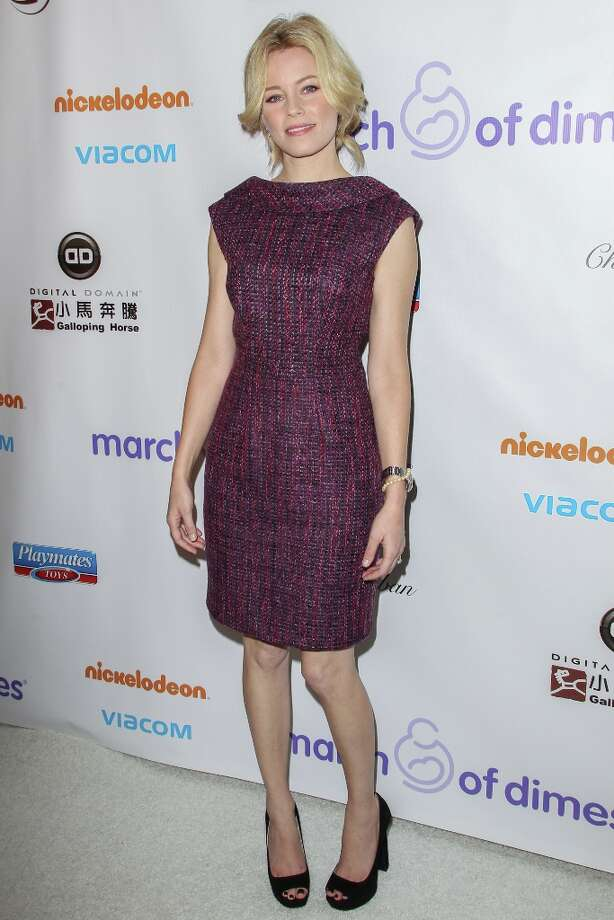 Elizabeth Banks arrives at the March Of Dimes' Celebration Of Babies held at the Beverly Hills Hotel on December 7, 2012 in Beverly Hills, California. Photo: Paul A. Hebert, Getty Images / 2012 Getty Images
