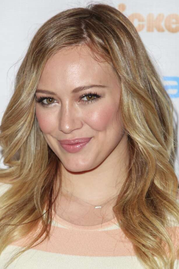 Hilary Duff arrives at the March Of Dimes' Celebration Of Babies held at the Beverly Hills Hotel on December 7, 2012 in Beverly Hills, California. Photo: Paul A. Hebert, Getty Images / 2012 Getty Images