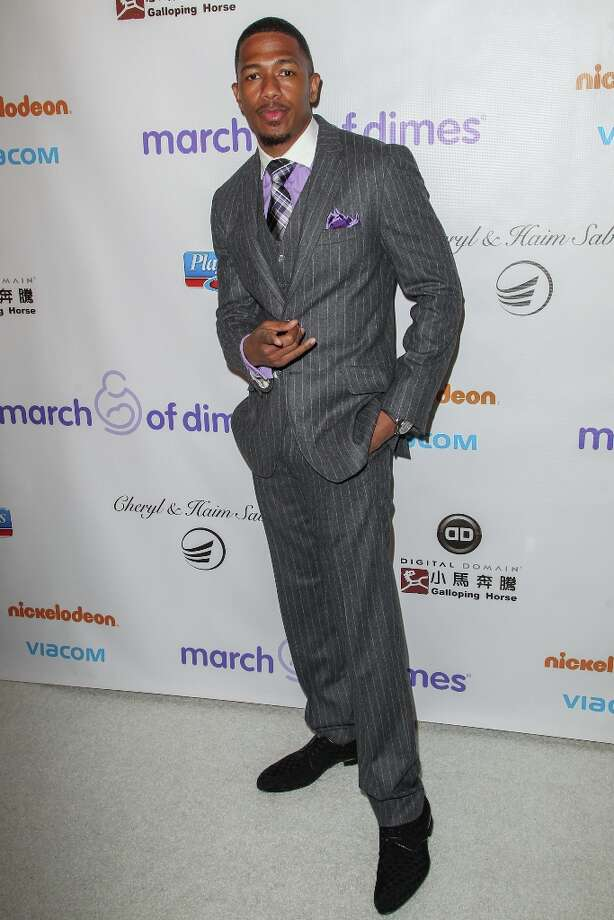 Nick Cannon arrives at the March Of Dimes' Celebration Of Babies held at the Beverly Hills Hotel on December 7, 2012 in Beverly Hills, California. Photo: Paul A. Hebert, Getty Images / 2012 Getty Images