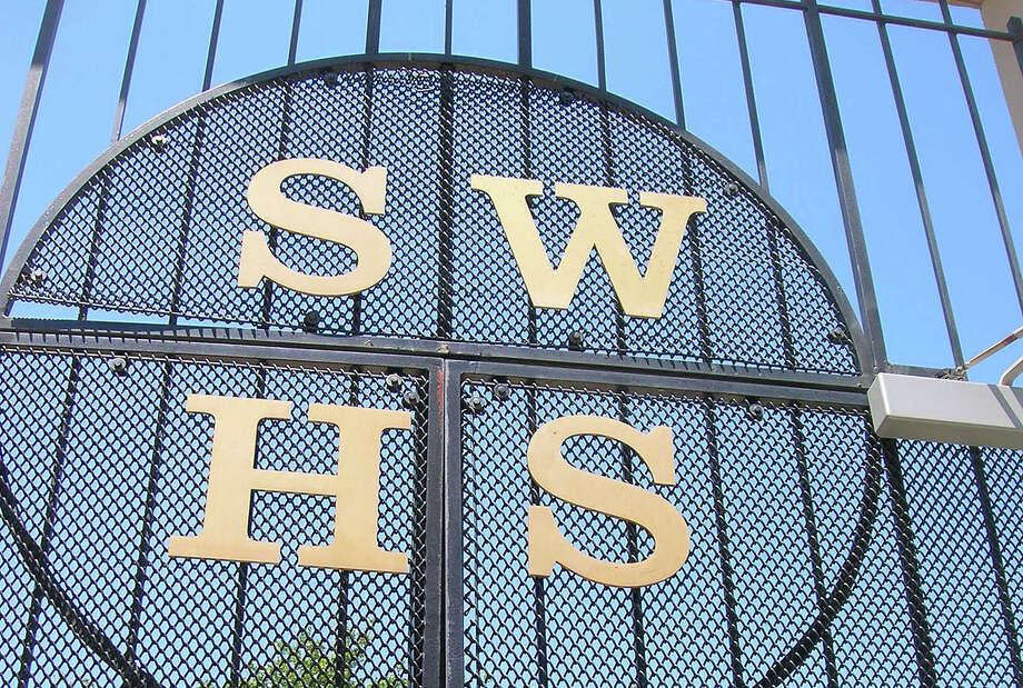 Spring Woods High School. Photo: L. Scott Hainline, Chronicle / freelance