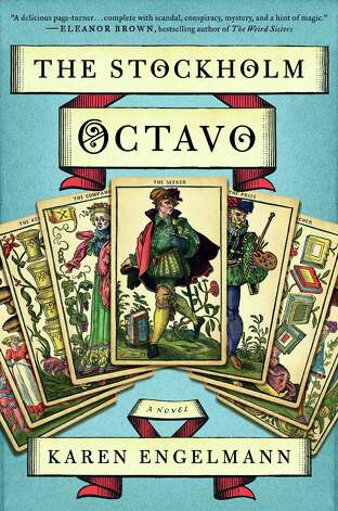 "Karen Engelmann created her own variation on Tarot - the Octavo - for her 18th century romantic historical novel ""The Stockholm Octavo."" Photo: Contributed Photo"