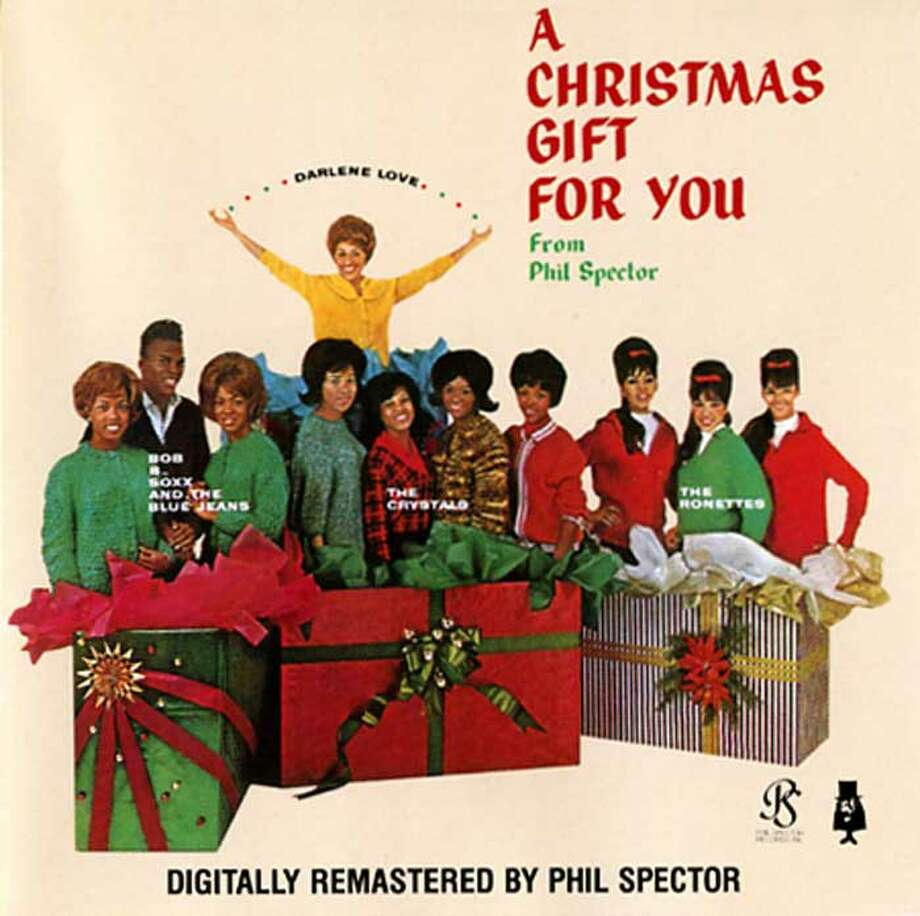 cover of A Christmas Gift for You From Phil Spector Photo: Courtesy Photo