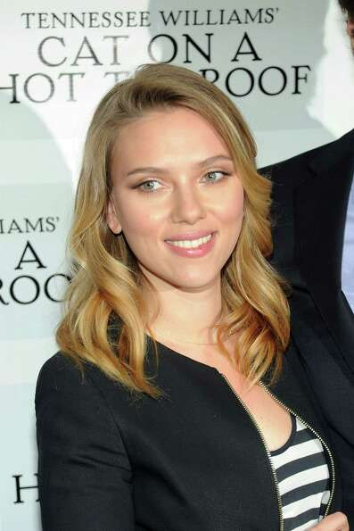 Favorite Movie Actress: Scarlett Johansson