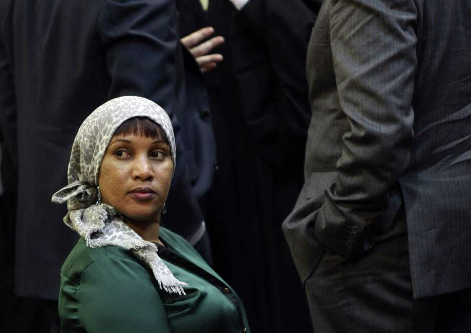 Nafissatou Diallo alleged she was sexually assaulted by former IMF leader Dominique Strauss-Kahn. Photo: Seth Wenig, POOL / POOL, ASSOCIATED PRESS