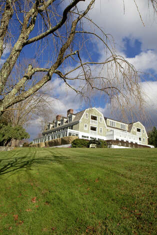 The Mayflower Inn & Spa is located at: 118 Woodbury Road Route 47 Washington, CT 06793  Telephone: 860-868-9466 www.mayflowerinn.com Photo: Trish Haldin / The News-Times Freelance