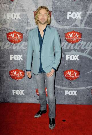Singer Casey James arrives. Photo: Frazer Harrison, Getty Images / 2012 Getty Images