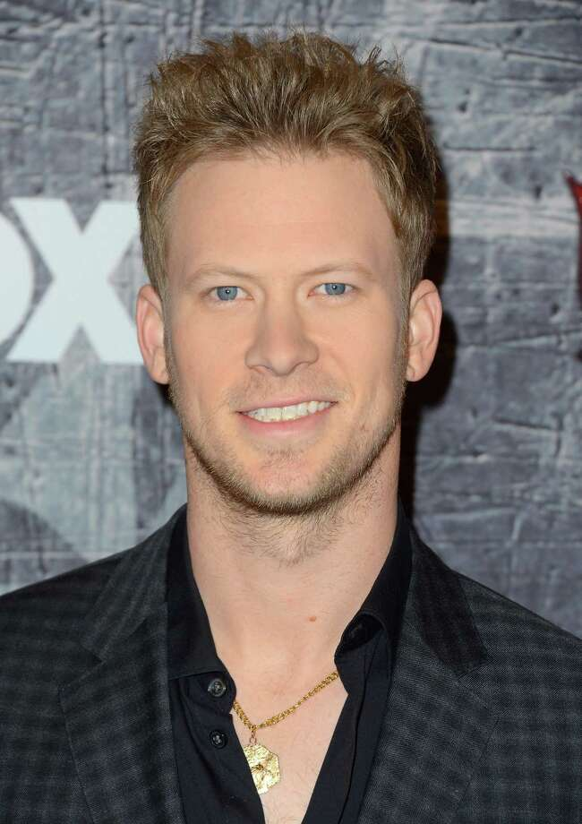 Singer Brian Kelley of Florida Georgia Line arrives. Photo: Frazer Harrison, Getty Images / 2012 Getty Images