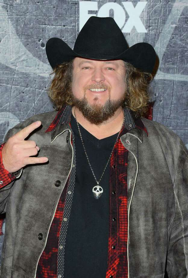 Singer Colt Ford arrives. Photo: Frazer Harrison, Getty Images / 2012 Getty Images