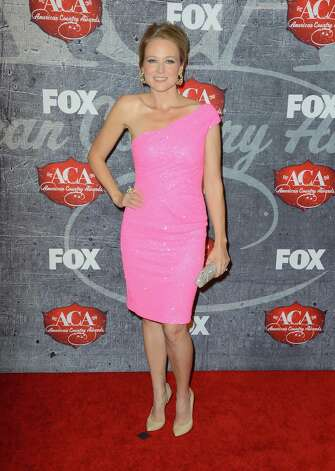 Singer Jewel arrives. Photo: Frazer Harrison, Getty Images / 2012 Getty Images